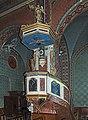 Caraman - l'église Saint-Pierre Chaire.jpg