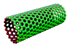 Interstellar fullerenes may help find solutions for earthly matters 240px-Carbon_nanotube_zigzag_povray_cropped