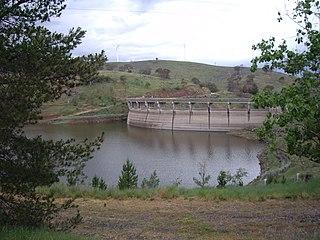 Carcoar Dam dam in Carcoar, New South Wales, Australia