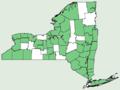 Carex lupulina NY-dist-map.png