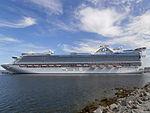 Caribbean Princess Port Side Tallinn 10 August 2015.JPG