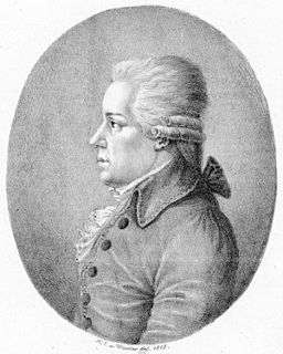Carl Ditters von Dittersdorf Austrian composer, violinist and silvologist