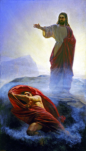 Carl Bloch - Image: Carl Heinrich Bloch Jesus Tempted