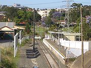 Carlingford Railway Station 2
