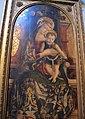 Carlo crivelli, Madonna col Bambino e un piccolo frate francescano orante, 1482, 02.JPG