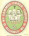 Carlsberg-Tuborg i Klods-Hans 1903.jpg