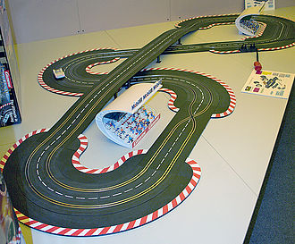 Carrera (slot car brand) - Carrera-Bahn, 1:24 scale, in 2005