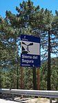 Cartel entrada Comarca Sierra del Segura.JPG