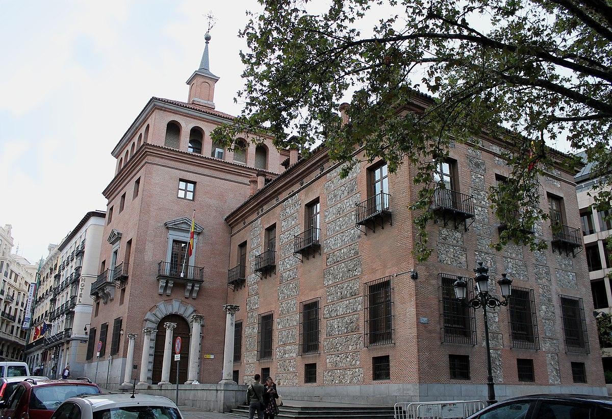 Casa de las siete chimeneas wikipedia la enciclopedia libre - Canguro en casa madrid ...