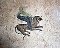 Casa dell'efebo, affreschi 06 grifone.jpg