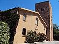 Castell Arnau o Torre Berardo, avui restaurant (Sabadell).JPG