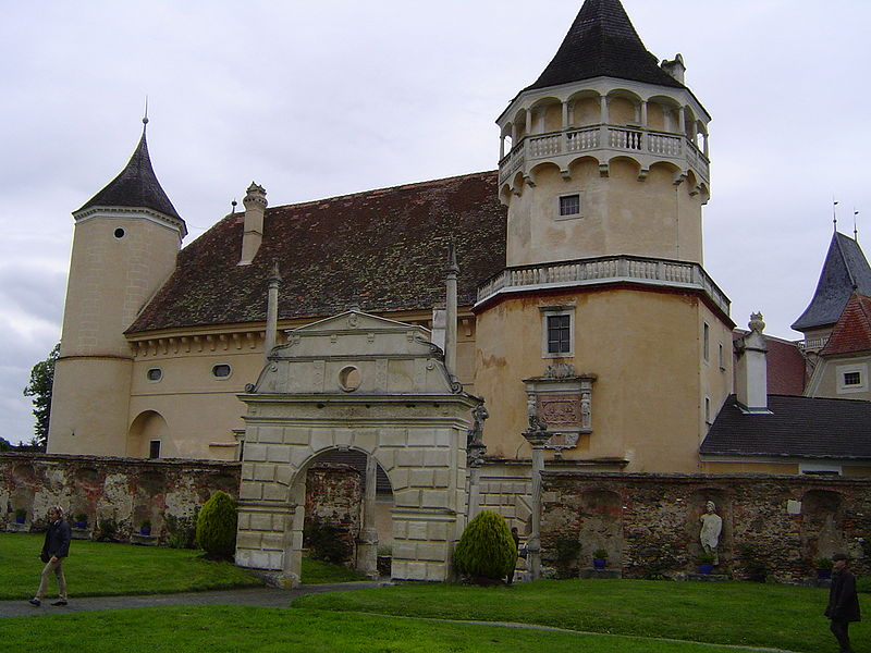 Rosenburg - castle