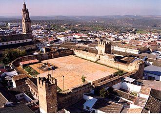 Castle of Bujalance - Castillo de Bujalance