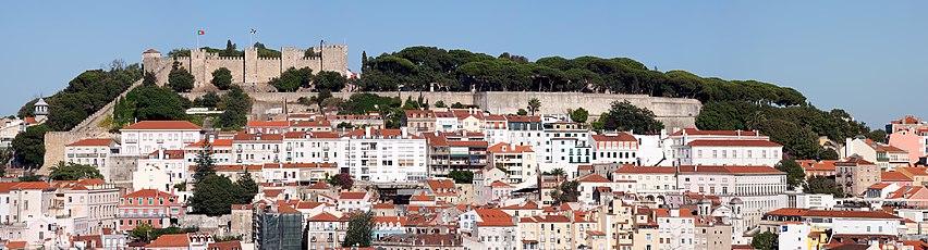 Lisbon Castle Sao Jorge