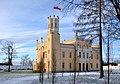 Castle in Narok (Norok), Silesia.jpg