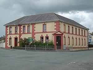 Castleisland - Castleisland courthouse and Carnegie library