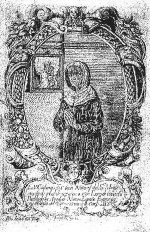 Asian Mexicans - 17th century depiction of Catarina de San Juan