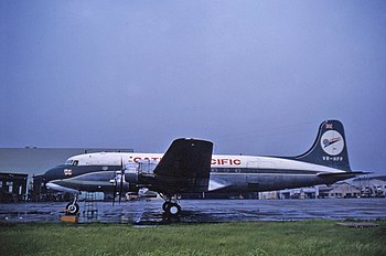 Cathay Pacific Douglas C-54 Skymaster Groves-1.jpg