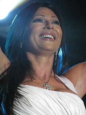 Ceca (singer) - Ceca in 2009