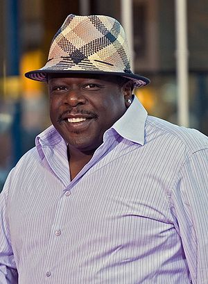 Cedric the Entertainer - Cedric at the June 2008 premiere of Get Smart