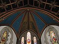 Ceiling in the chancel - geograph.org.uk - 1761019.jpg