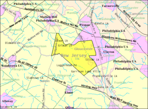 Elk Township, New Jersey