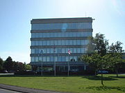 Centenary House, Durrington (Geograph Image 019179 b9627b87)