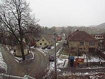 Center of Číchov, Třebíč District.JPG