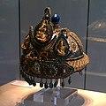Ceremonial Crown and Breast-Plate (Nepal, 1850-90) - British Museum.jpg