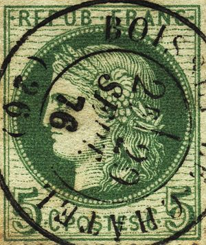Ceres series (France) - Ceres stamp issued during the Third Republic.