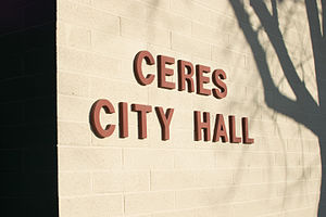 Ceres, California - Ceres City Hall