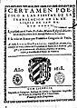 Certamen poetico a las fiestas de la translacion de la reliquia de San Ramon Nonat Texto impreso 1.jpg