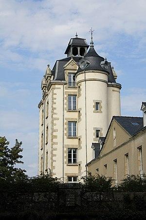 Erdeven - The Château of Kéravéon