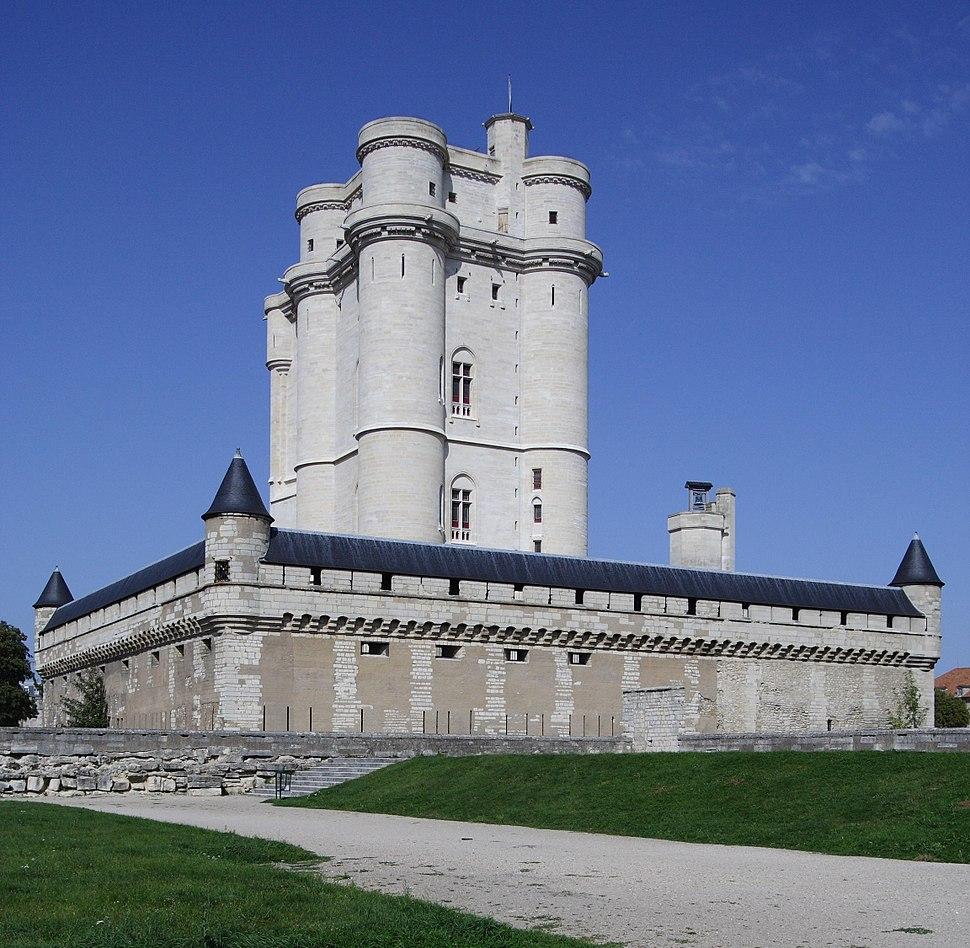 Château de Vincennes Paris FRA 002