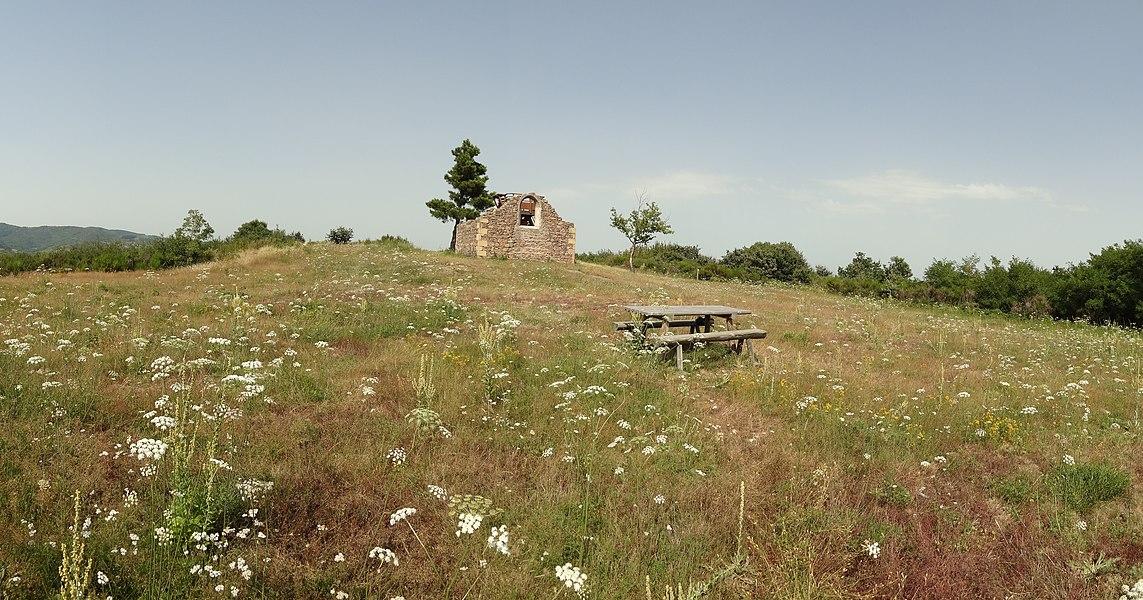 Chénas - Cabane de Chasseurs