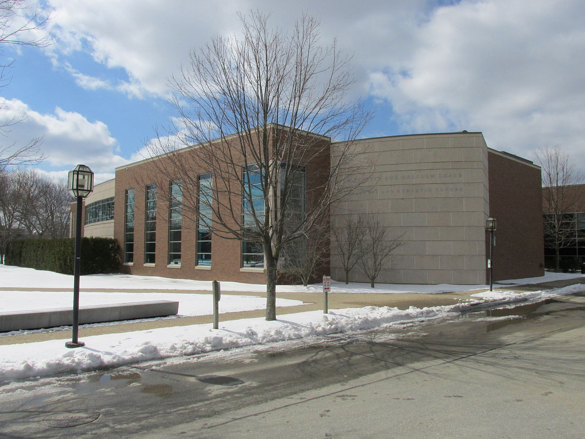 Chace Athletic Center - Wikipedia
