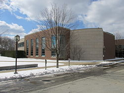 Chace Athletic Center, Bryant University, Smithfield RI.JPG
