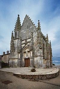 Chapelle des Hospices dite de l'Aumonerie ou Chapelle Jean-Boucard ouest.jpg