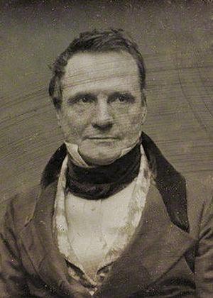 Charles Babbage - Babbage c. 1850