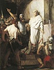 Claude proclamé empereur