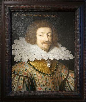 Charles de GOnzague par du Monstier 08528