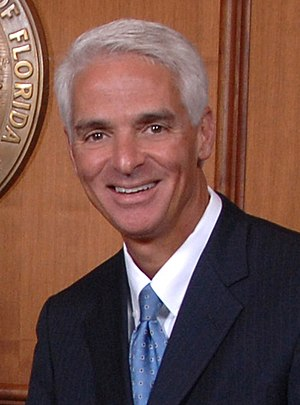300px Charlie Crist official portrait crop FL Republican Leader Lenny Curry Labels Charlie Crist as Repugnant for Endorsing President Obama