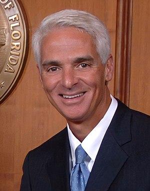 Florida gubernatorial election, 2006 - Image: Charlie Crist official portrait crop