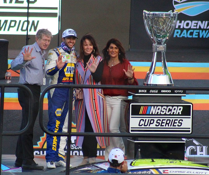 2021 NASCAR Cup Series winner odds