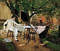 大通威廉·梅里特在阳光与阴影1884.jpg
