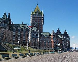Chateau Frontenac - Quebec, Canada - panoramio.jpg