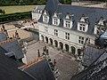 Chateau de Chaumont sur Loire. Vue de dessus.jpg