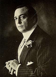 Chauncey Olcott American actor and musician