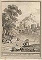 Chedel-Oudry-La Fontaine-La tête et la queue du serpent.jpg