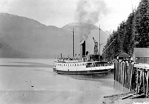 Chelosin - Image: Chelosin at Stewart BC 1912